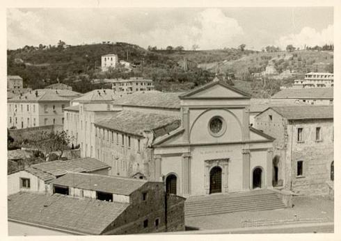 chiesa del  SS.Crocifisso
