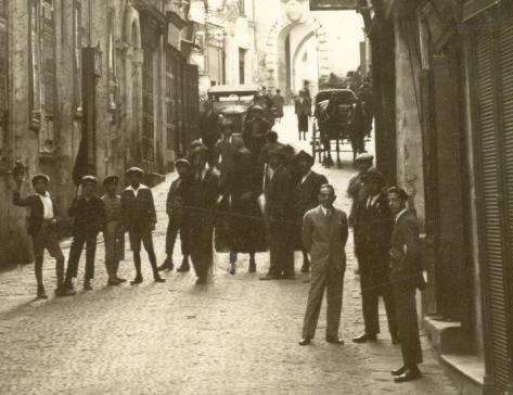 corso Telesio 1928