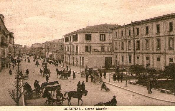 Corso Mazzini 1934