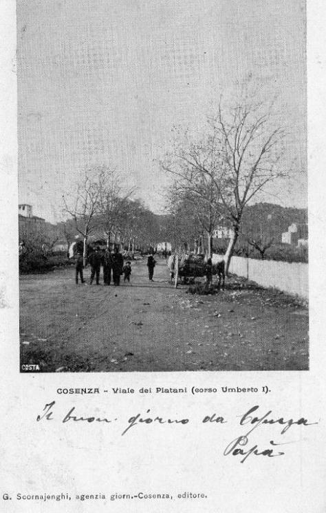 Corso Umberto primi 900