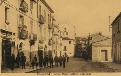 COSENZA 1912