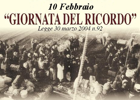 """ASSIST DEL """"TEAM AZIMUT – ONLINE"""" (COORDINATORI FABIO PISANIELLO E FERRUCCIO MASSIMO VUONO) – IN EVIDENZA… (IN COPERTINA: FOIBE –  10 FEBBRAIO 2014 – GIORNATA DEL RICORDO E ANNIVERSARIO PATTI LATERANENSI – 11 FEBBRAIO 1929 – CONCORDATO TRA CHIESA ESTATO)"""