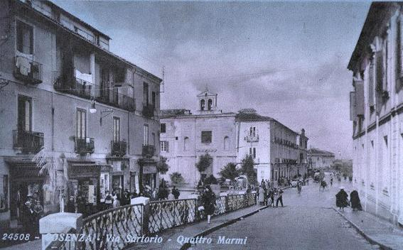 Via Sertorio Quattromani