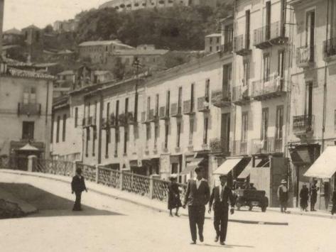 COSENZA ANNI 30 - VIA SERTORIO QUATTROMANI_e