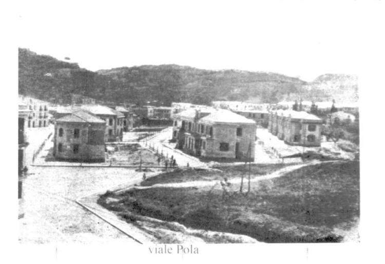 la futura Piazza Paolo Cappello