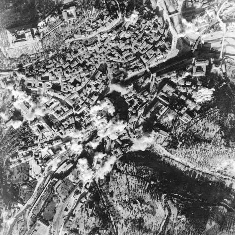 bombardamento su Cosenza
