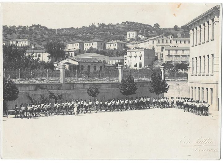le palazzine nel 1937