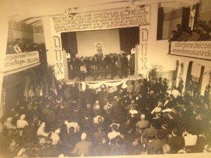 1935 presso il cinema teatro Italia