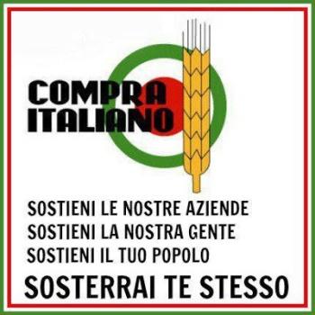 OGGI -  COMPRA ITALIANO (MANDARA IN CAMPANIA) - CORRISPONDENZE (DA: GIANCARLO LEHNER - VINCENZO MANNELLO -