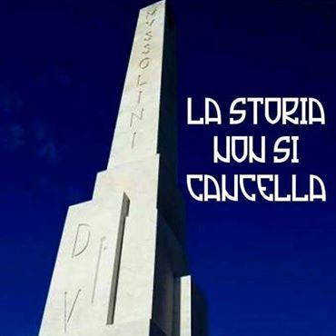 FORBIDDEN PROHIBITED VIETATO 25 APRILE DELL'ITALIA LIBERATA RESTA UNA PAGINA BIANCA D'UNA VERITA' MAI SCRITTA PER IMPEDIMENTO DEMOCRATICO