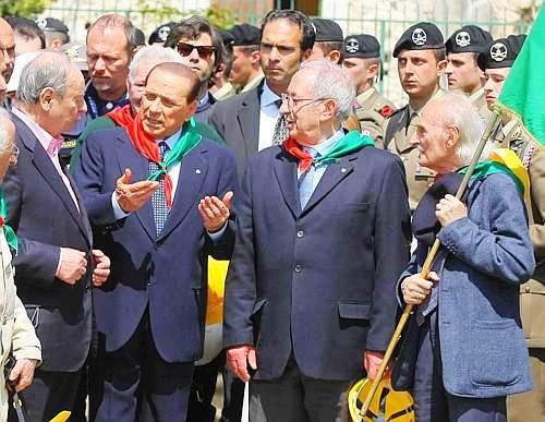 BERLUSCONI A ONNA APRILE 2009 E ALTRE NEWS SPAZIO LIBERO APERTO A TUTTI SENZA FILTRI O CENSURE