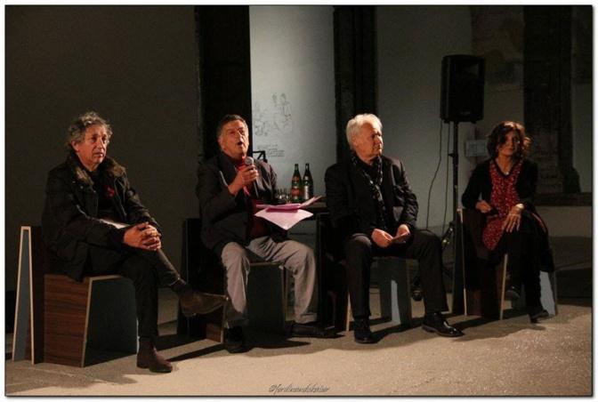 PIETRO GOLIA VERSO IL TRIGESIMO – INTERVENTI DI ARCELLA DE MARCO SCHIFONE VUONO E ALTRI
