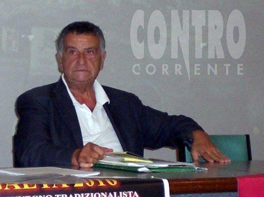 """ADDIO A PIETRO GOLIA : IL SUD PERDE IL SUO PATRIOTA (dal """"Roma"""")"""