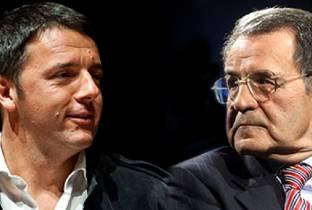 DA ROMANO PRODI A MATTEO RENZI  ORA STOP – ALLE URNE!ALTRE NEWS