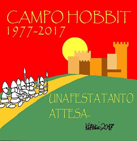 Campo Hobbit 40 – In difesa di una identità