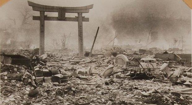 """HIROSHIMA E NAGASAKI """"L'OLOCAUSTO DEMOCRATICO"""" ( NON IL SOLO ) IMPUNITO"""
