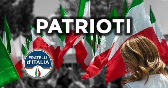 """""""GIORGIA MELONI FRATELLI D'ITALIA SOVRANISTI CONSERVATORI"""" APPUNTAMENTO A NAPOLI DOMENICA 19 MAGGIO E ALTRE NEWS"""